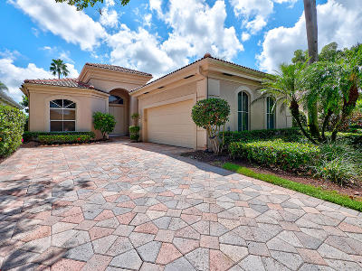 Palm Beach Gardens Single Family Home For Sale: 132 Isle Drive