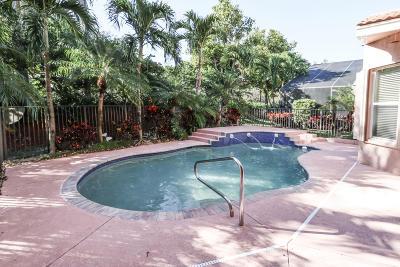 Lake Worth Single Family Home For Sale: 7773 Royale River Lane