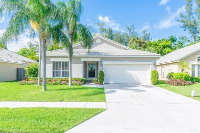 Boynton Beach Single Family Home For Sale: 4403 Sunset Cay Circle