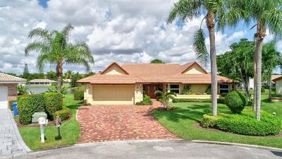 Coral Springs Single Family Home Contingent: 560 NW 108th Avenue