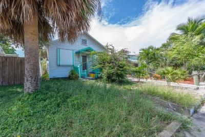 Lake Worth Single Family Home For Sale: 221 S K Street