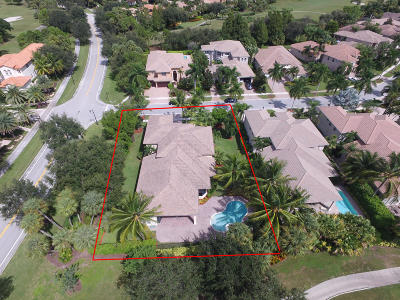Delray Beach Single Family Home For Sale: 16200 Mira Vista Lane