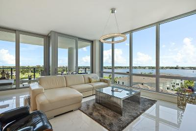 North Palm Beach Condo For Sale: 1 Water Club Way #602