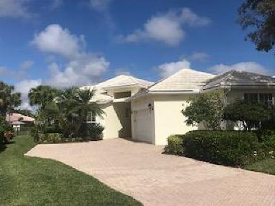 Palm Beach Gardens Single Family Home For Sale: 116 Victoria Bay Court