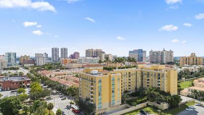 West Palm Beach Condo For Sale: 403 S Sapodilla Avenue #506