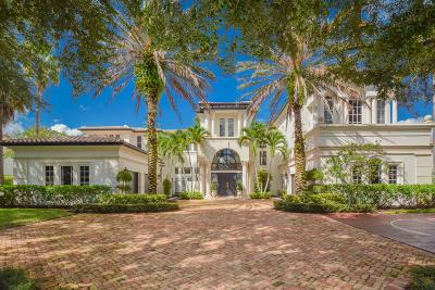 Boca Raton Single Family Home For Sale: 5251 Princeton Way