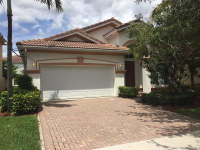 West Palm Beach Single Family Home Contingent: 6963 Aliso Avenue