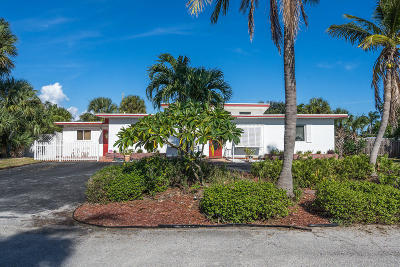 Delray Beach Single Family Home For Sale: 3215 Pierson Drive