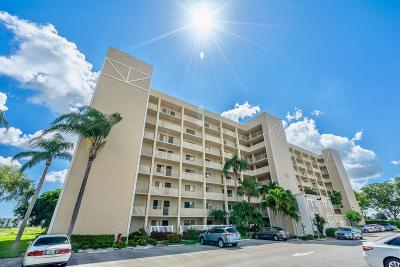 Delray Beach Condo For Sale: 14426 Amberly Lane #604