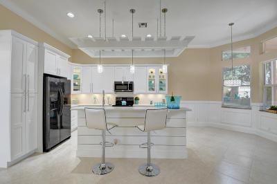Lake Worth Single Family Home For Sale: 6564 Turchino Drive