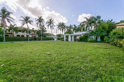 West Palm Beach Single Family Home For Sale: 1101 Flagler Drive