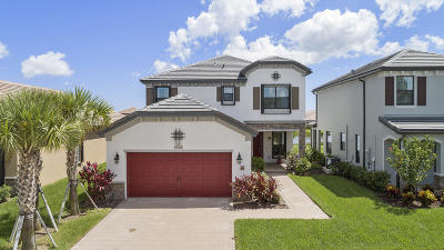 Lake Worth Single Family Home For Sale: 5566 Sandbirch Way