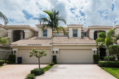 North Palm Beach Townhouse For Sale: 726 Cable Beach Lane