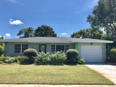 Port Saint Lucie Single Family Home Contingent: 108 NE Solida Drive