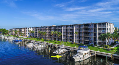 North Palm Beach Condo For Sale: 104 Paradise Harbour Boulevard #308