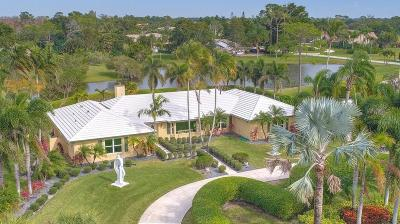 Lake Worth Single Family Home For Sale: 9440 Dundee Drive