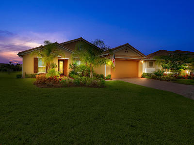 Port Saint Lucie Single Family Home For Sale: 11092 SW Rose Apple Court