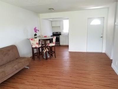West Palm Beach Single Family Home For Sale: 2551 Barkley Drive W #G