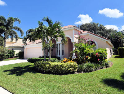 Palm Beach Gardens Rental For Rent: 150 Bent Tree Drive