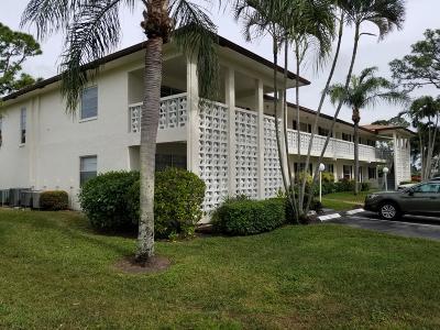 Delray Beach Condo For Sale: 5399 Poppy Place #201