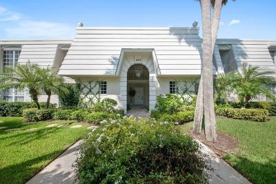 Palm Beach Condo For Sale: 240 County Road #201