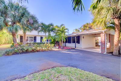 Delray Beach Single Family Home For Sale: 608 NE 8th Avenue