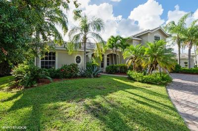 Vero Beach Single Family Home For Sale: 1155 Buckhead Drive SW