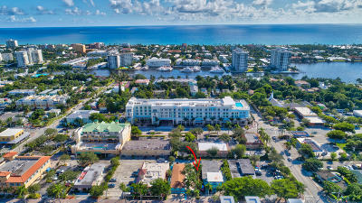 Delray Beach Multi Family Home For Sale: 161 SE 5th Avenue