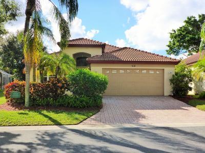 Riviera Beach Single Family Home For Sale: 5121 Elpine Way