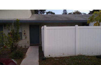 Pompano Beach Rental For Rent: 3001 NW 4th Terrace #183
