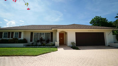 Delray Beach Single Family Home For Sale: 912 Eve Street