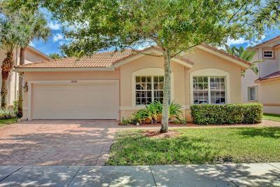 Boynton Beach Single Family Home For Sale: 12576 Colony Preserve Drive