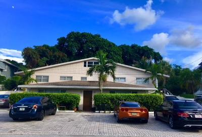 Boca Raton Multi Family Home For Sale: 434 SW 9th St. Street