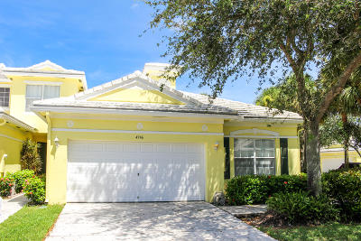 Lake Worth Single Family Home For Sale: 4946 Mallory Street