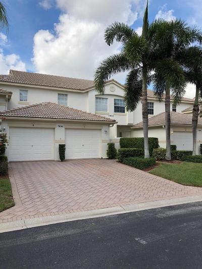 Boynton Beach Single Family Home For Sale: 7930 Laina Lane #1