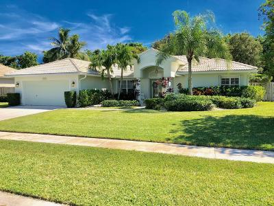 Lake Worth Single Family Home For Sale: 9314 Olmstead Drive