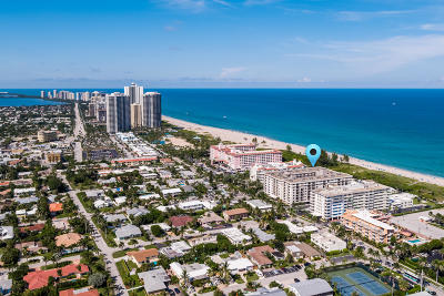 Palm Beach Shores Condo For Sale: 145 Ocean Avenue #417