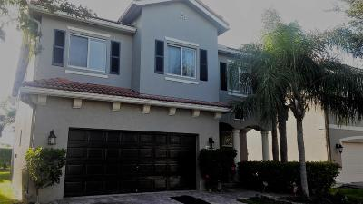 Riviera Beach Single Family Home For Sale: 1265 Rosegate Boulevard