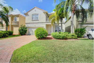 Boca Raton Single Family Home For Sale: 8511 Via D Oro