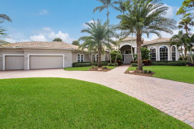West Palm Beach Single Family Home For Sale: 1692 Cypress Terrace Court