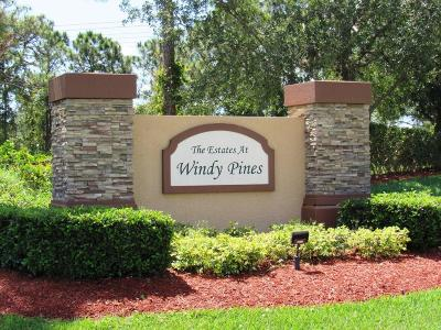 Port Saint Lucie Single Family Home For Sale: 5811 NW Breezy Brook Court