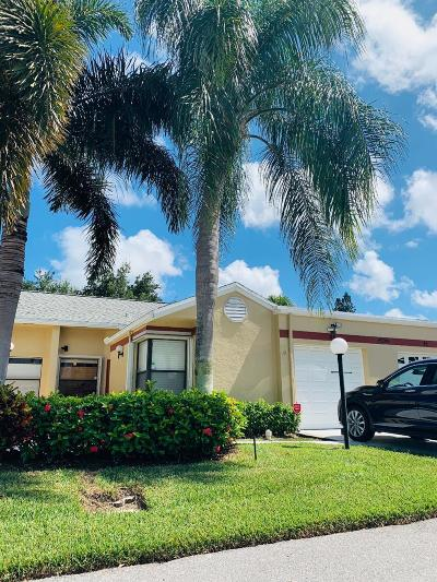 West Palm Beach Townhouse For Sale