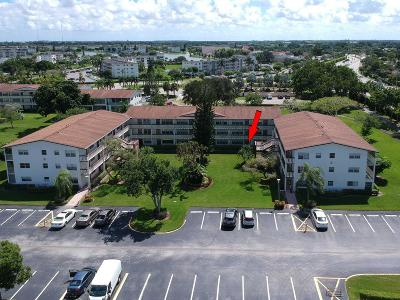 Boca Raton Condo For Sale: 261 Suffolk G #261