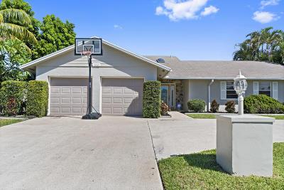 Boynton Beach Single Family Home For Sale: 4061 Blue Sage Path