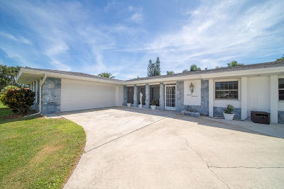 Port Saint Lucie Single Family Home For Sale: 1962 SE Gibbs Avenue