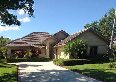 Palm Beach Gardens Rental For Rent: 145 Coventry Place