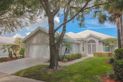 West Palm Beach Single Family Home For Sale: 940 Bear Island Circle