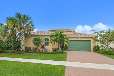 Royal Palm Beach Single Family Home For Sale: 2944 Bellarosa Circle