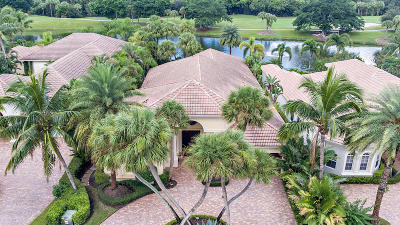 Palm Beach Gardens Single Family Home For Sale: 211 Coconut Key Drive