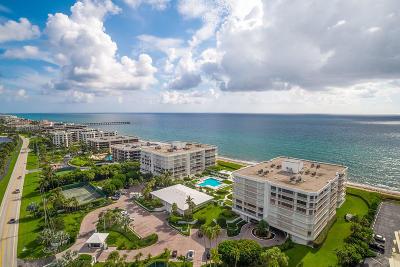Palm Beach Condo For Sale: 3170 S Ocean Boulevard #S606